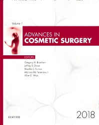 Cover image for Advances in Cosmetic Surgery, 2018