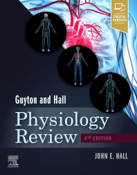 Cover image for Guyton & Hall Physiology Review