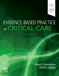Cover image for Evidence-Based Practice of Critical Care