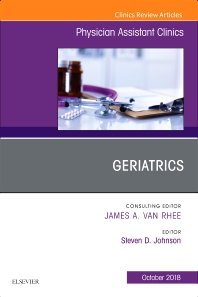 Cover image for Geriatrics, An Issue of Physician Assistant Clinics
