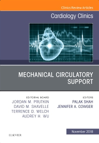 Cover image for Mechanical Circulatory Support, An Issue of Cardiology Clinics