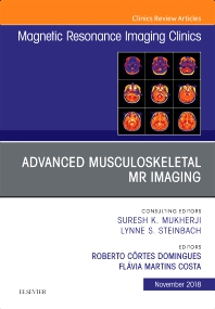 Cover image for Advanced Musculoskeletal MR Imaging, An Issue of Magnetic Resonance Imaging Clinics of North America