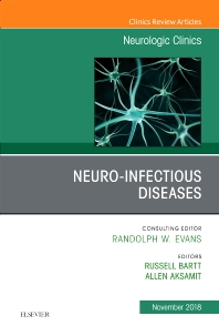 Cover image for Neuro-Infectious Diseases, An Issue of Neurologic Clinics