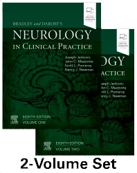 Cover image for Bradley and Daroff's Neurology in Clinical Practice, 2-Volume Set