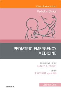 Cover image for Pediatric Emergency Medicine, An Issue of Pediatric Clinics of North America