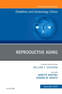 Cover image for Reproductive Aging, An Issue of Obstetrics and Gynecology Clinics