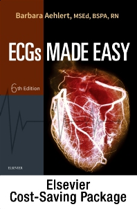 ECGs Made Easy - Book and Pocket Reference Package - 6th Edition - ISBN: 9780323653596