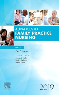 Cover image for Advances in Family Practice Nursing, 2019