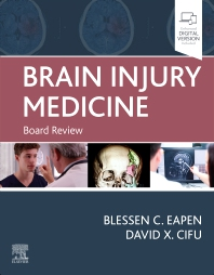 Cover image for Brain Injury Medicine