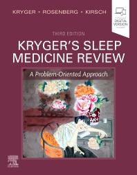Cover image for Kryger's Sleep Medicine Review