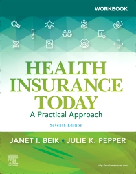 Workbook for Health Insurance Today - 7th Edition - ISBN: 9780323654289, 9780323654319