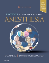 Cover image for Brown's Atlas of Regional Anesthesia
