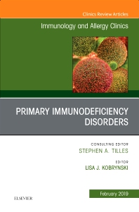 Cover image for Primary Immune Deficiencies, An Issue of Immunology and Allergy Clinics of North America