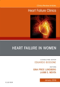 Cover image for Heart Failure in Women, An Issue of Heart Failure Clinics