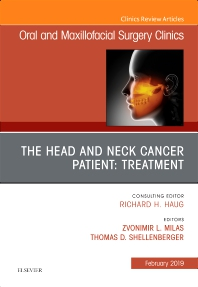 Cover image for The Head and Neck Cancer Patient: Neoplasm Management, An Issue of Oral and Maxillofacial Surgery Clinics of North America