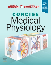 Cover image for Boron & Boulpaep Concise Medical Physiology