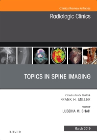 Cover image for Topics in Spine Imaging, An Issue of Radiologic Clinics of North America