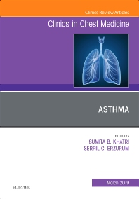 Cover image for Asthma, An Issue of Clinics in Chest Medicine