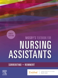 Mosby's Textbook for Nursing Assistants - Soft Cover Version - 10th Edition - ISBN: 9780323655606, 9780323655620