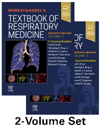 Murray & Nadel's Textbook of Respiratory Medicine, 2-Volume Set - 7th Edition - ISBN: 9780323655873