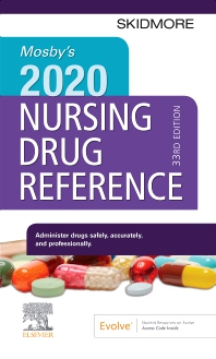 Cover image for Mosby's 2020 Nursing Drug Reference