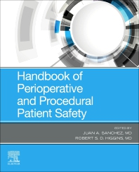 Handbook of Perioperative and Procedural Patient Safety - 1st Edition - ISBN: 9780323661799