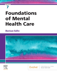 Cover image for Foundations of Mental Health Care