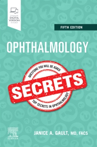 Cover image for Ophthalmology Secrets