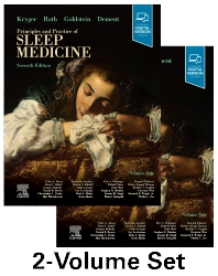 Cover image for Principles and Practice of Sleep Medicine - 2 Volume Set