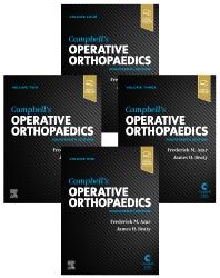 Campbell's Operative Orthopaedics 4-Volume Set, 14th Edition
