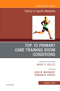 Cover image for Top 10 Primary Care Training Room Conditions