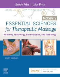 Cover image for Mosby's Essential Sciences for Therapeutic Massage