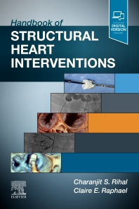 Cover image for Handbook of Structural Heart Interventions