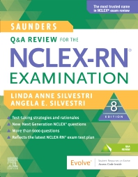Cover image for Saunders Q & A Review for the NCLEX-RN® Examination