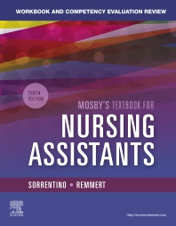 Cover image for Workbook and Competency Evaluation Review for Mosby's Textbook for Nursing Assistants