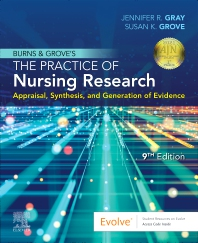 Cover image for Burns and Grove's The Practice of Nursing Research