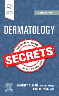 Cover image for Dermatology Secrets