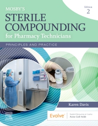 Cover image for Mosby's Sterile Compounding for Pharmacy Technicians