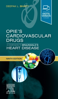Cover image for Opie's Cardiovascular Drugs: A Companion to Braunwald's Heart Disease