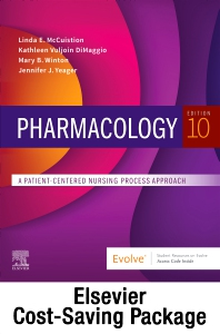 Pharmacology Online for Pharmacology (Retail Access Card and Textbook Package) - 10th Edition - ISBN: 9780323674065