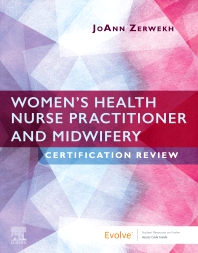 Cover image for Women's Health Nurse Practitioner and Midwifery Certification Review