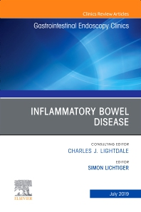 Cover image for Inflammatory Bowel Disease, An Issue of Gastrointestinal Endoscopy Clinics