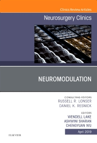 Neuromodulation, An Issue of Neurosurgery Clinics of North America - 1st Edition - ISBN: 9780323678520