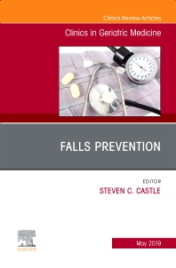 Cover image for Falls Prevention, An Issue of Clinics in Geriatric Medicine