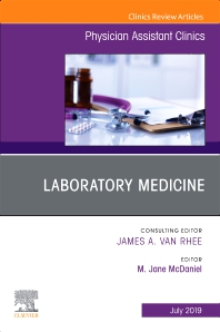 Cover image for Laboratory Medicine, An Issue of Physician Assistant Clinics