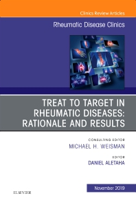 Treat to Target in Rheumatic Diseases: Rationale and Results - 1st Edition - ISBN: 9780323678964, 9780323678971