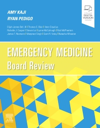 Cover image for Emergency Medicine Board Review