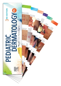 Pediatric Dermatology DDX Deck - 3rd Edition - ISBN: 9780323680950