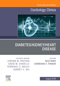 Cover image for Diabetes/Kidney/Heart Disease, An Issue of Cardiology Clinics