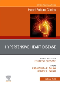 Cover image for Hypertensive Heart Disease, An Issue of Heart Failure Clinics